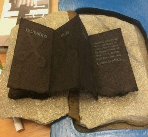 Image of artists book by Ron King